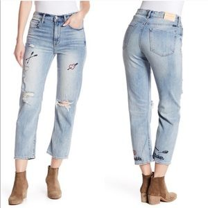 Lucky Brand | Bridgette Crop Trouble Maker Jeans